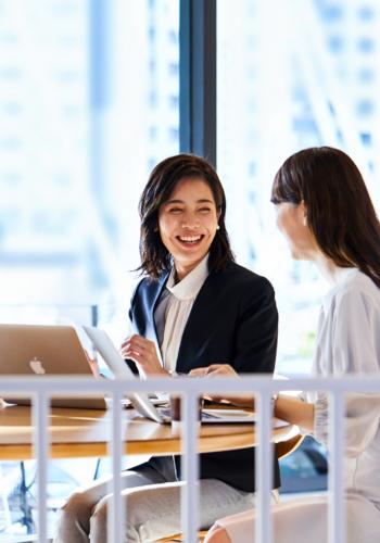 女性のキャリア形成と環境